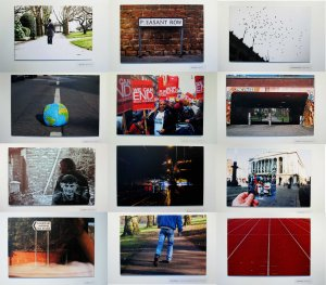Boots and Routes Montage of Photograpehrs, 2013