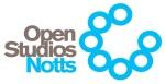 Open Studios Notts Logo Banner