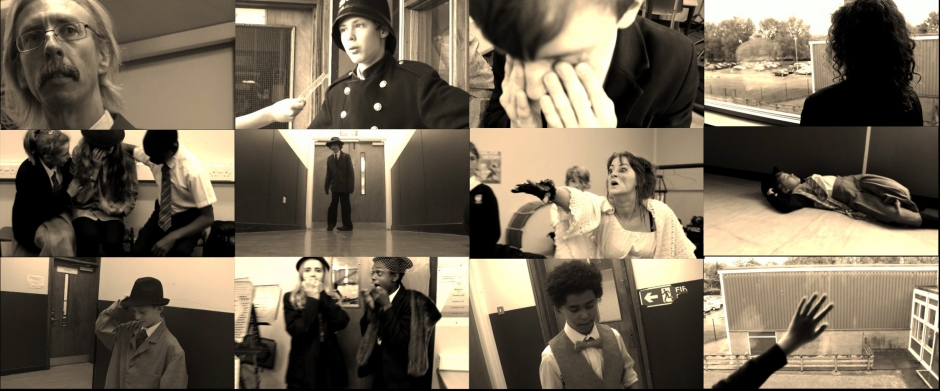 Workshop showreel. 1940's Murder Mystery