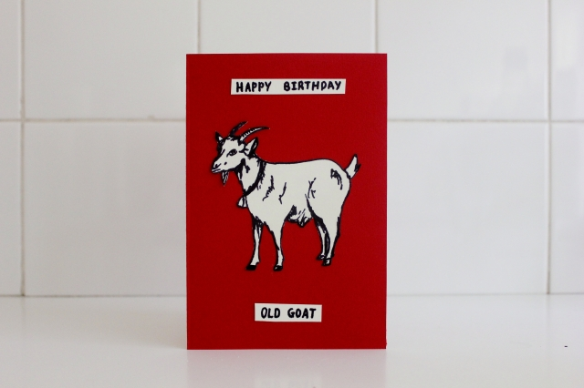 Gavin Rogers Old Goat