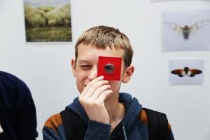 Gavin Rogers Eye Prism 2014